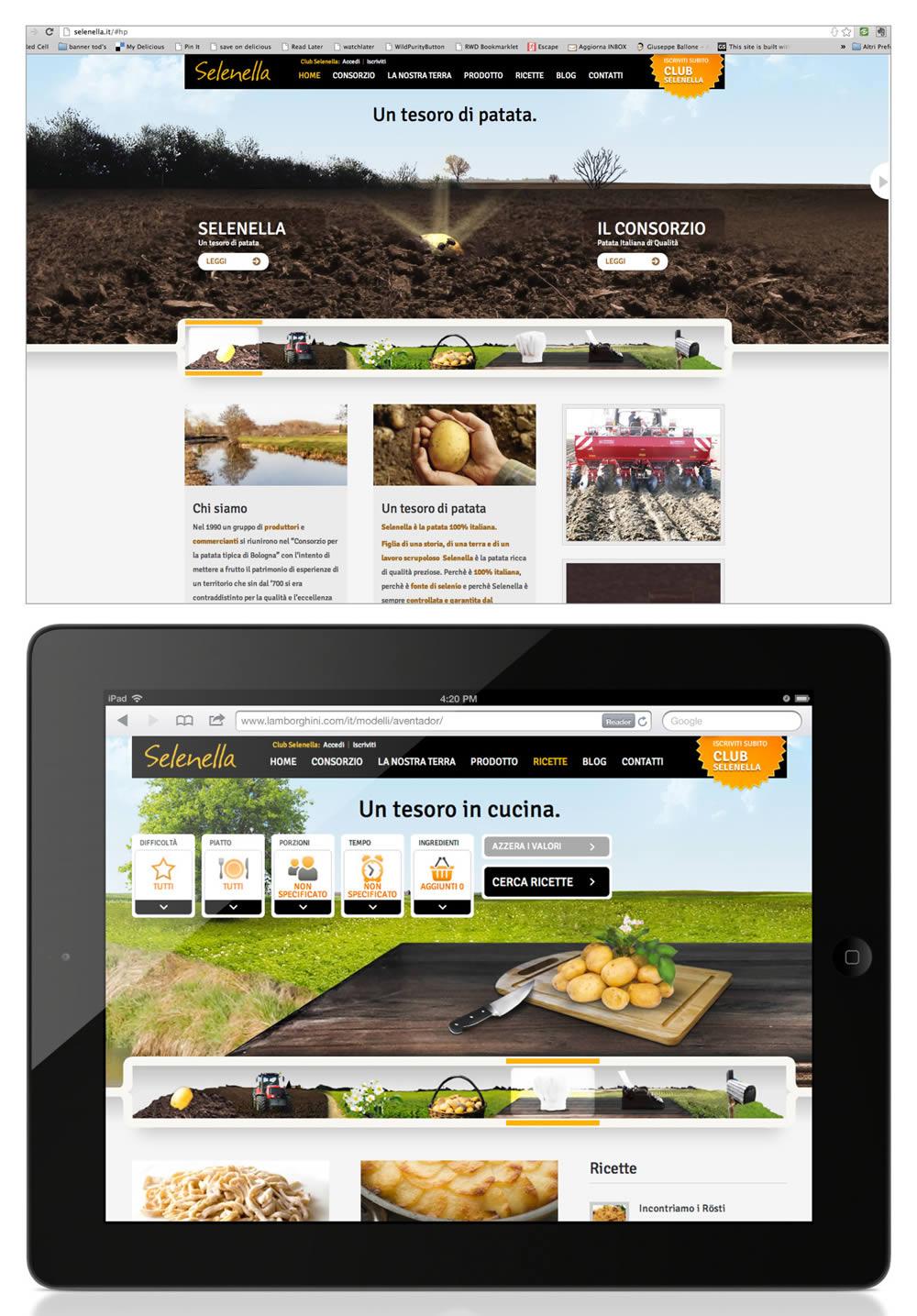 website selenella