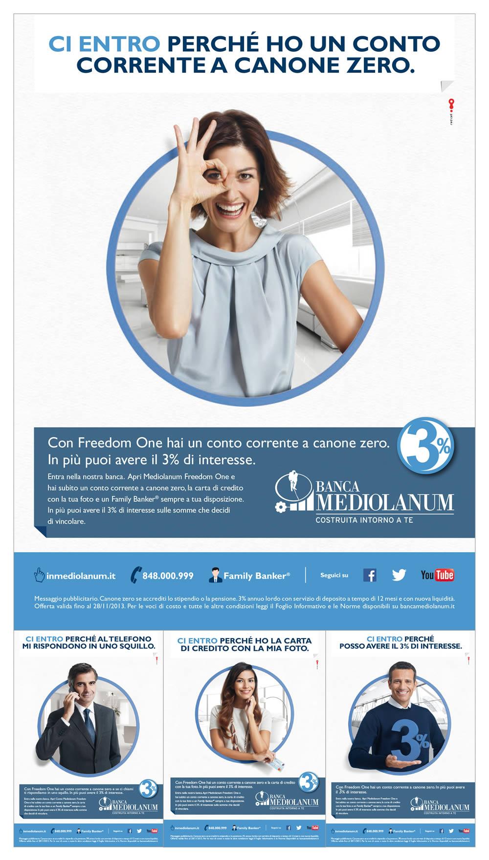 mediolanum freedomone